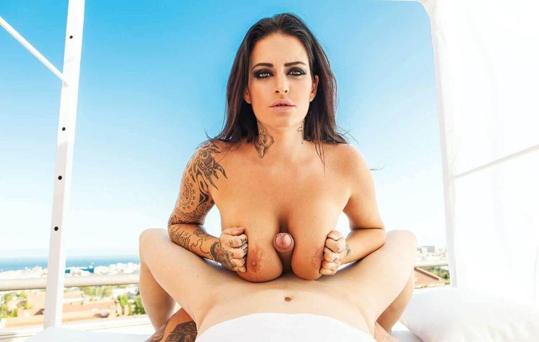 Big Natural Tits Skinny Girl