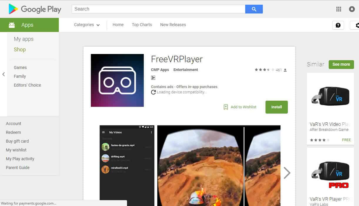 freevrplayer_on_play_store