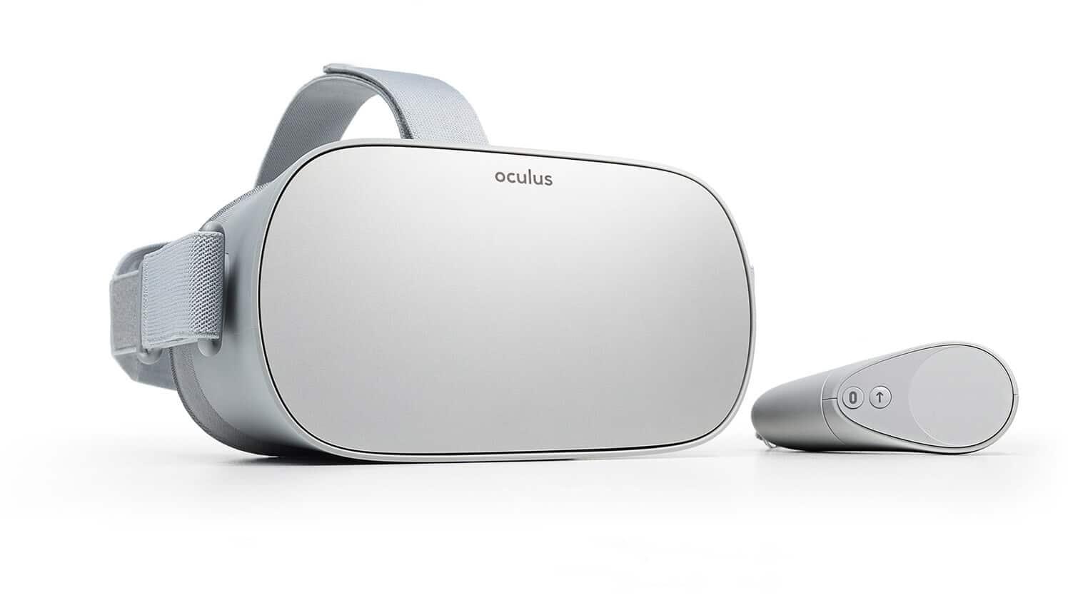 Oculus Go ist das neue Standalone VR Headset $199