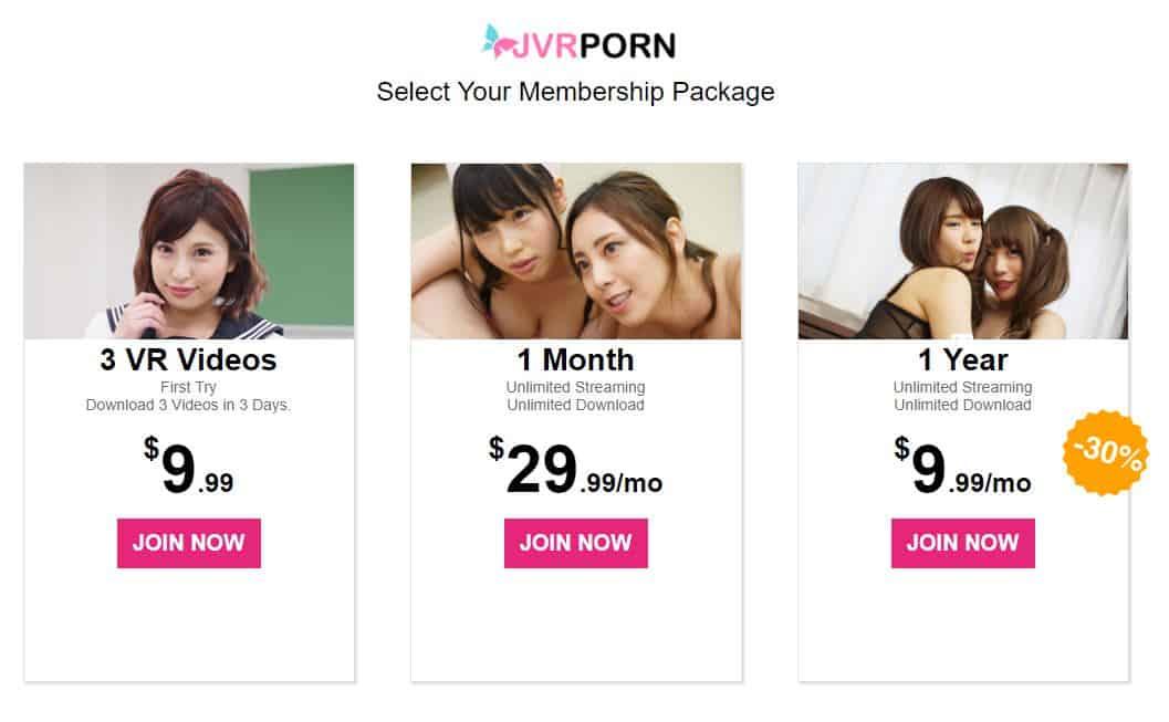 jvr porn pricing