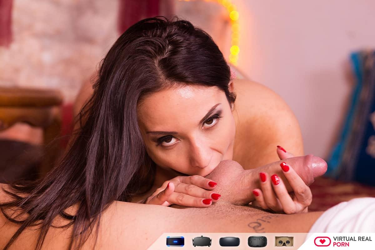 marokkanische Babe Anissa Kate fickt in einem Shisha-Salon