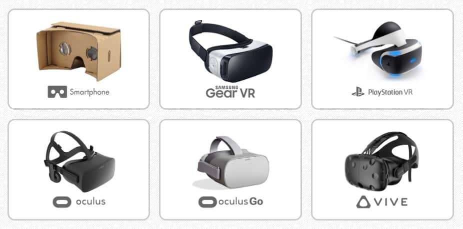 groobyvr device support