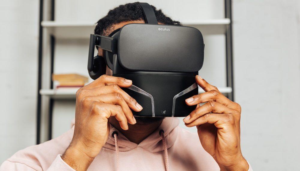 Nuovo visore multi sensoriale e giochi di Super Mario in arrivo in VR