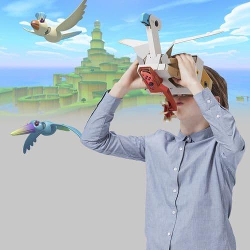 Oculus e HTC prendono strade diverse e recensione Nintendo Labo VR
