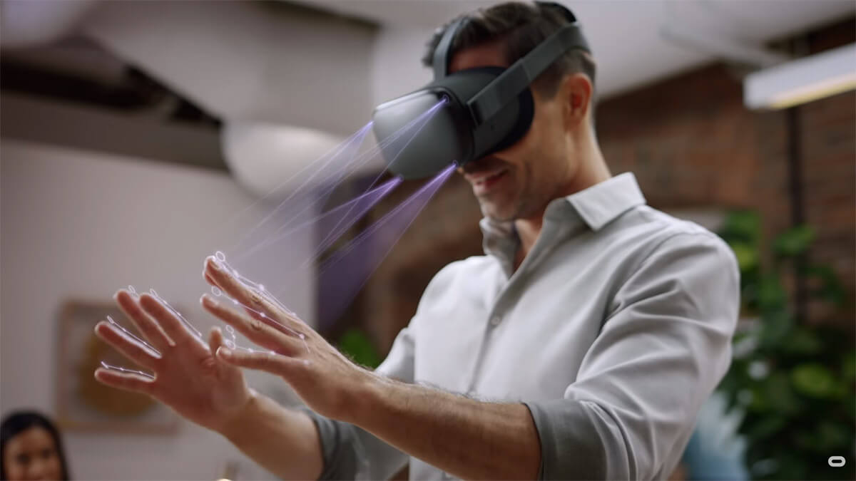 Oculus Quest Hand Tracking - Un changement de jeu pour le porno VR ?