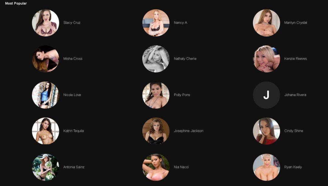 kinkvr pornstar listing