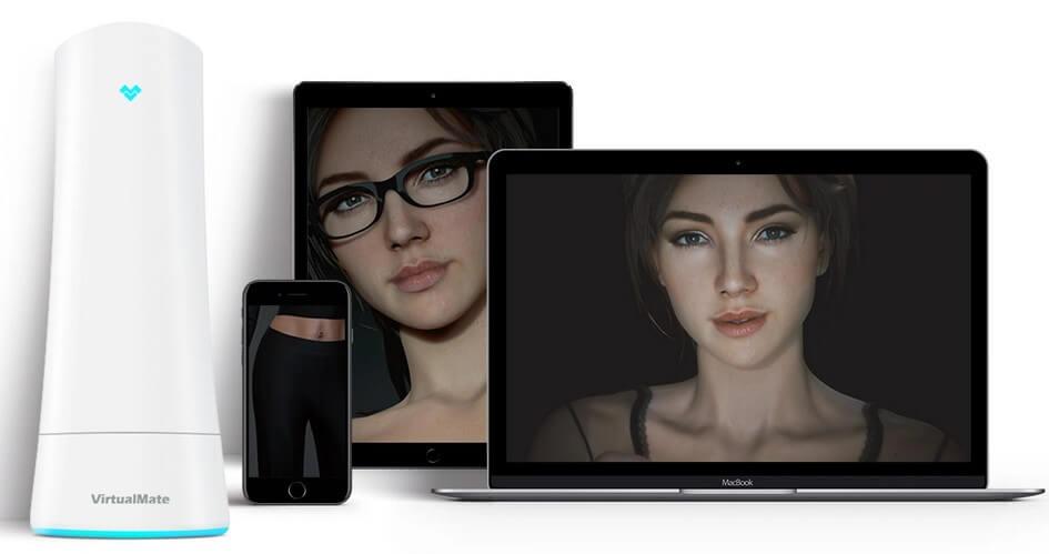 Virtual Mate - Das ultimative System für virtuelle Intimität