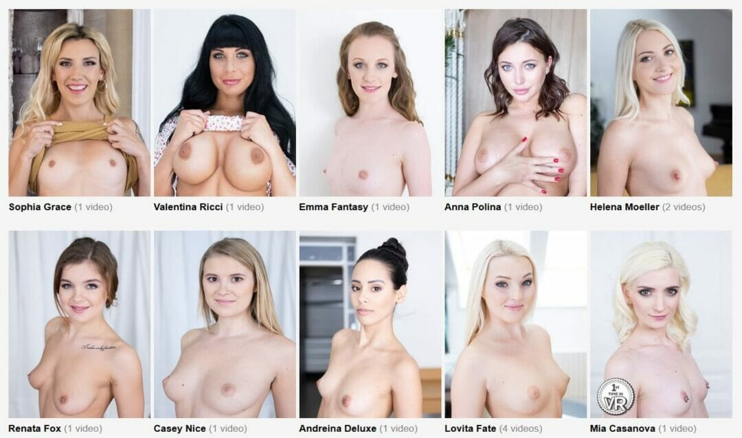 Czech VR Review - Best Visuals 8K VR Porn Site? 11