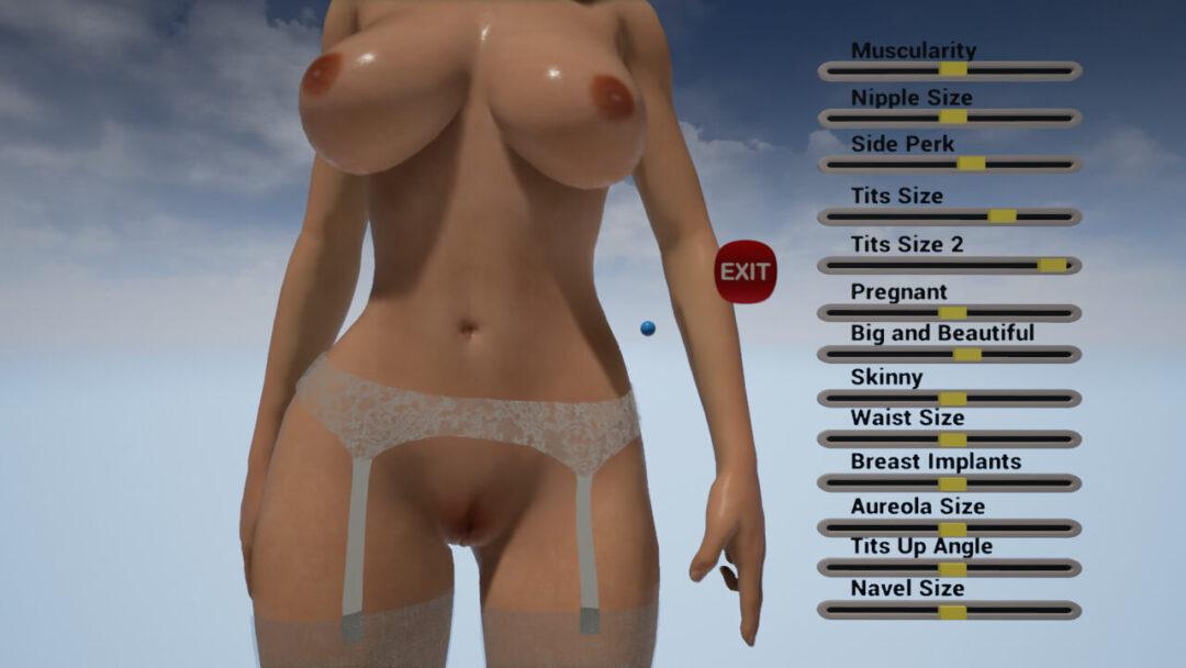 VR Titties - High Customization VR Porn Game 2021 4