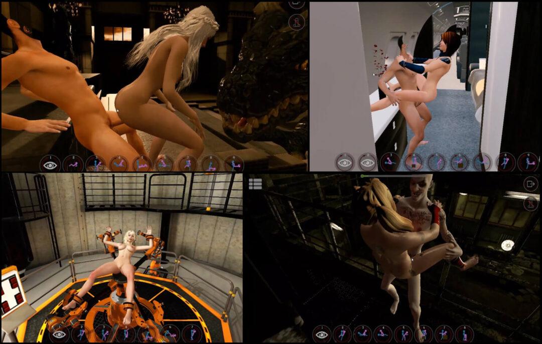 SinVR - Best VR Porn Game 6