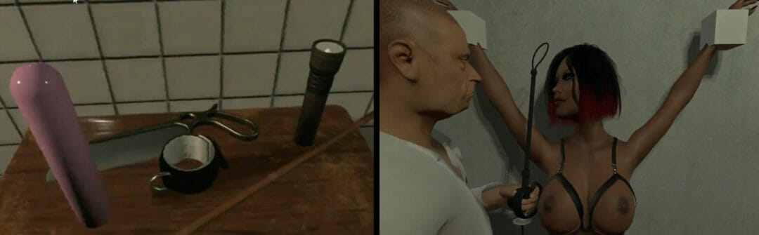 DR. Deviant Game Review - VR Fetish Porn Simulator! 10