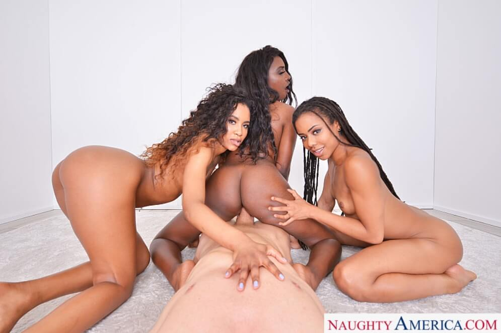 Best Ebony VR Porn Videos 2021 38