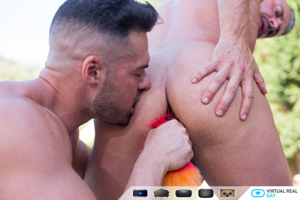 I migliori video porno Gay VR 2021 18