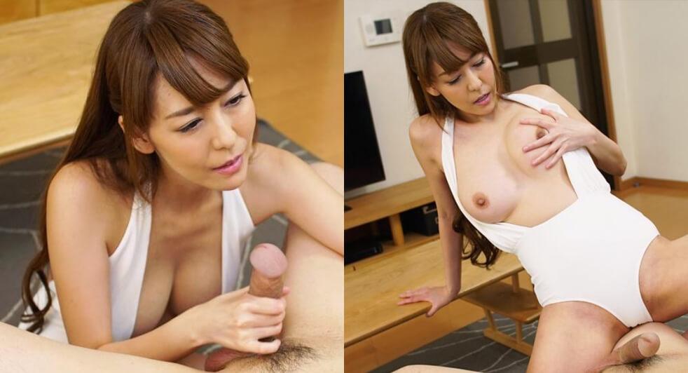 Mejor video porno japonés VR 2021 35