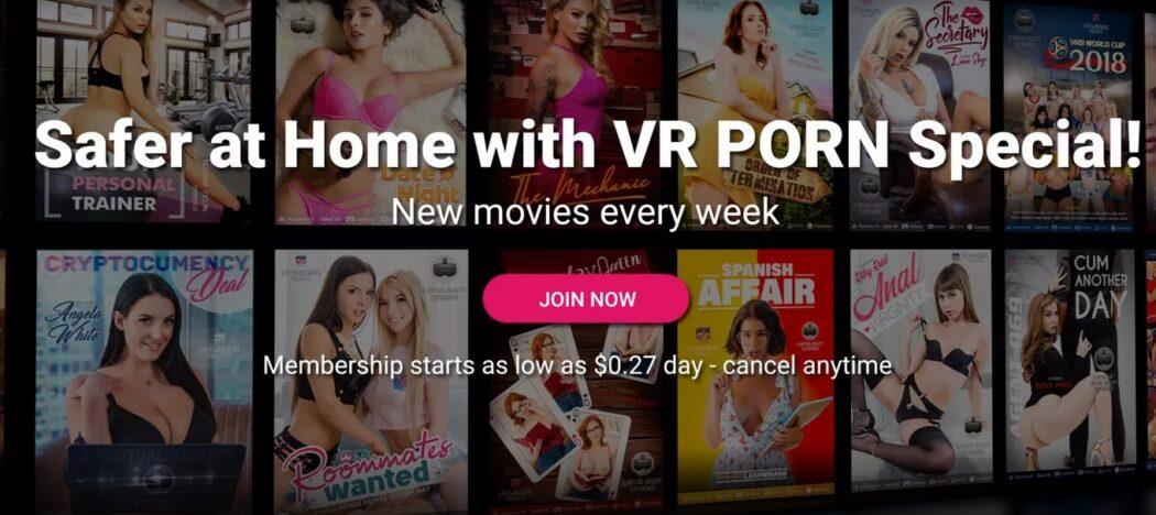 I migliori sconti e offerte per il porno in quarantena VR 1