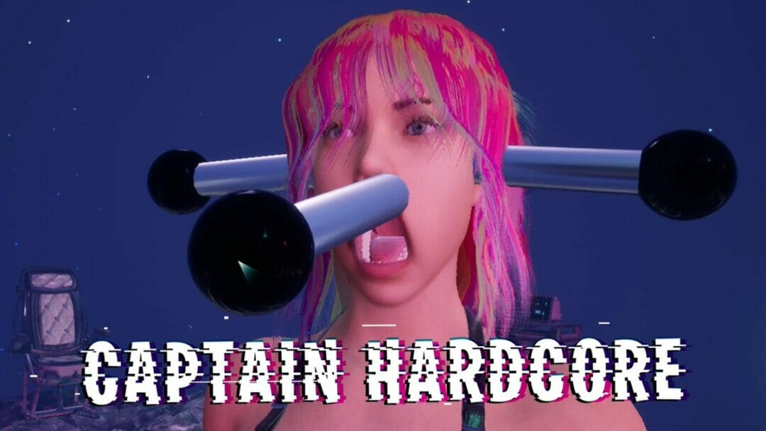 Captain Hardcore Review - Sci-fi VR Porn Game - Is it WORTH the money? 1