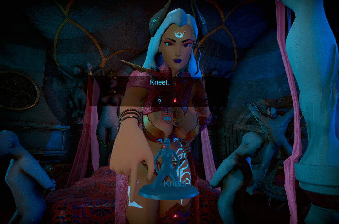Dominatrix - A VR Porn Game for the Submissive - Is it WORTH the MONEY? 5