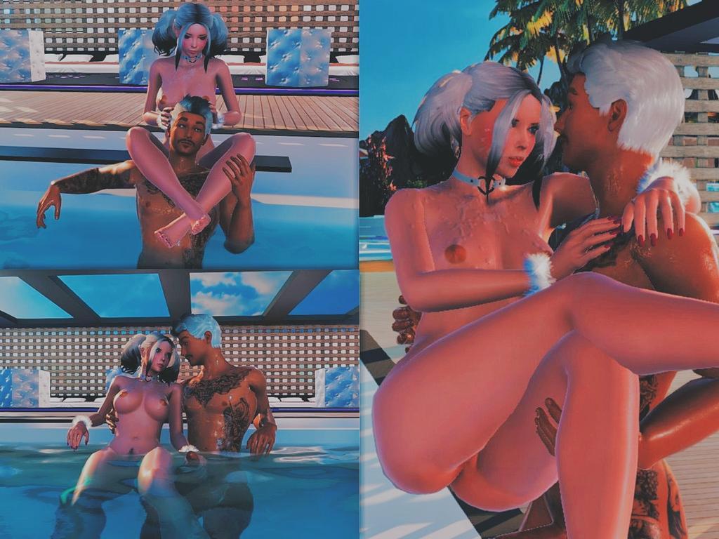 3DXチャット最高のVRポルノゲーム