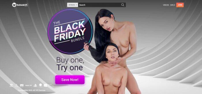 Black Friday & Cyber Monday VR-Porno-Rabatte 1