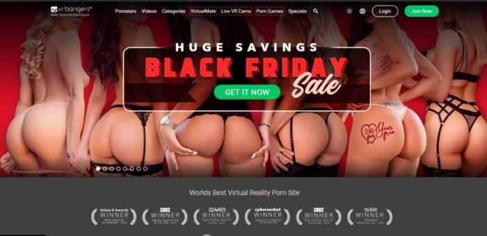 Black Friday & Cyber Monday VR-Porno-Rabatte 2