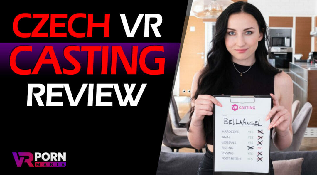 Czech VR Casting featured image