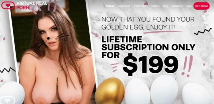 Easter VR Porn Discounts 2021 1