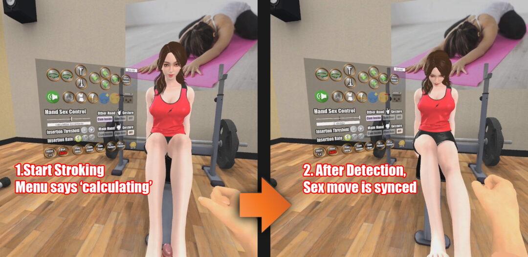 VR Hand Revolution Gameplay01