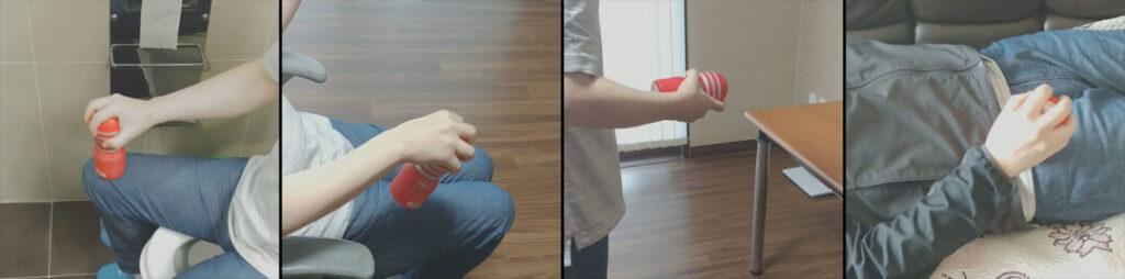 VR Hand Revolution postures